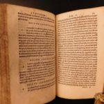 1521 Lucius Florus History Rome LIVY Froben Aldus Giunta Latin Ab Urbe Condita