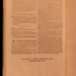 1624 Sanchez Marriage Jesuit LAW Sexuality Perversion Forbidden Books! FOLIOS