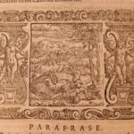 1604 Specchio di Guerra Panigarola BIBLE Woodcuts Illustrated Spiritual Warfare