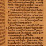1588 German Wirsung Artzney MEDICINE Surgery Tabernaemontanus Cures Alchemy