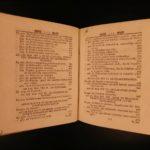 1778 German Leyser ad Pandectas Civil Criminal LAW 8v Latin Poland Saxony Crime