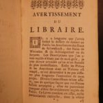 1738 1st ed Voyages Switzerland Swiss Alps Spas Illustrated City Views GAMBLING