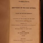 1818 Narrative Commerce Shipwreck James Riley + Oswego Paddock Pirates Arabs