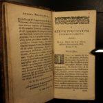 1630 Turkish Empire ELSEVIER Constantinople Islam Sultans Ottoman Montalbani