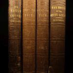 1850 The Scarlet Letter Hawthorne Puritan Adultery Feminism Seven Gables & Tales