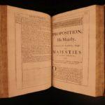 1671 Works Francis Bacon Resuscitatio English Philosophy Letters Queen Elizabeth