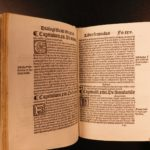 1511 Dialogues Pope Gregory I Post Incunable MIRACLES Wonders Petit Catholic
