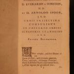 1698 1st ed Greek Literature Phaedrus Fables Aesop Stoic Philosophy Burmann