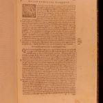 1580 1st ed Neapolitan Genealogy Italian Family NAPLES Caracciolo Sanseverino