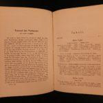 1876 1ed German Darwin Coral Reefs & Volcanic Islands Beagle Evolution Science