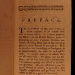1778 Revolutionary WAR Keppel American Prisoners of War Commerce French Canada