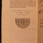 1655 1st Elzevier ed Vossius on Pelagianism Free Will Original Sin Pelagius