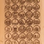 1691 History of Louis XIV Illustrated Medals Emblem Numismatics Coins Menestrier