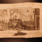 1830 1ed Barricades of July Revolution King Charles X French Les Miserables era