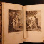 1820 Complete Works Bernardin Saint-Pierre Paul & Virginie French Philosophy 19v