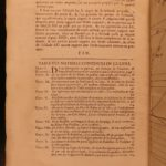 1706 NAVIGATION of Jean Bouguer Voyages Star Charts Illustrated MAPS Compass