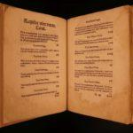 1588 Gerichtzordnung Bavarian LAW William IV Duke of Bavaria Bayern FOLIO