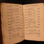 1644 Fredrik van Marselaer Legatus Libri Duo Brussels Belgium Diplomacy Politics