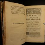 1719 1ed Careri Voyage Around the World Illustrated PERSIA Iran Shah Archaeology