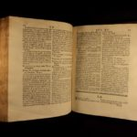 1689 Pharmaceutical Dictionary Medicine Chemistry Disease Symptom CURES Remedies