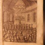 1664 Chronica Turcica Turkish Empire MOHAMET Muslim Islamic Wars Ottoman 2in1