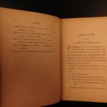 1887 Lawn TENNIS Game of Skill Peile Strategy Rules Sports Exercise Racquet