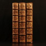 1665 Sermons of Byzantine Orthodox Saint John Chrysostom Constantinople 3v SET