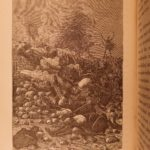 1874 1ed 1st printing Jules Verne Meridiana South Africa Adventure Illustrated