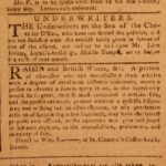 1777 Revolutionary War London Newspaper America General Howe Army Washington