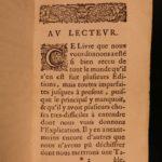 1664 1st ed Menippean Satire Catholic LEAGUE Spain France Religion Wars Elzevier