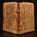 1578 Albertus Magnus Paradisus Animae Ethics Metaphysics in MEDIEVAL MANUSCRIPT