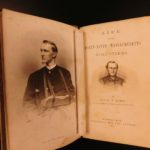 1864 1st Life w/ 49th Massachusetts Volunteers Illustrated Civil War Illustrated