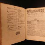 1581 PETRARCH Italian Renaissance Poetry Canzoniere Gesualdo Woodcuts Petrarca