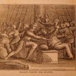 1848 Voyage Round the World Taylor USS Columbia CHINA India Brazil Illustrated