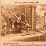 1701 Dutch Hazart Church History JESUIT Missions Illustrated TORTURE Martyrs