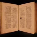 1642 1ed Onofrio Cigala Roman LAW Criminals Castles Regulations HUGE FOLIO