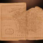 1799 History of French Revolution Irish Rebellion Napoleon Bastille MAPS Prussia