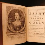 1695 1ed Queen Mary II England William III Protestant Burnet Glorious Revolution