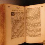1673 GREEK Hierocles of Alexandria Golden Verses Pythagoras Philosophy Fatalism