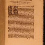 1520 1st ed Epistles of St Ignatius of Antioch + Catholic Church Father Polycarp