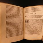 1509 Saint Venerable BEDE English Monk on Time Cosmology Augustine P. Incunable
