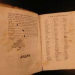 1556 1st ed Vincenzo Cartari Images of the gods Mythology Italian Art Handbook