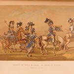 1880 RENAISSANCE 1500s-1700 Costumes Clothing Battle Scenes Jousting WAR Lacroix