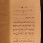 1815 Paris of July 1815 Napoleon Defeat Waterloo Napoleonic War Imperial Guard
