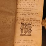 1653 Tacitus Annals & Histories Roman Empire Nero Caesar Caligula ROME Boxhorn