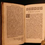 1680 Gentleman's Dictionary Horse Riding Equestrian Navigation Military Guillet