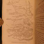 1856 1st Powers of Europe Fall of Sebastopol Crimean War Illustrated Huge MAP