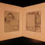 1886 Rubaiyat Omar Khayyam Elihu Vedder Philosophy Middle East Persia Mysticism