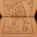 1791 1st ed Travels of Anacharsis ATLAS Maps Greece Greek Philosophy Persia