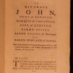 1749 George Anson Voyage Round the World MAPS Spain South America Brazil Peru